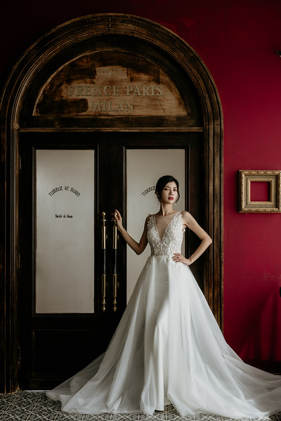 Pre-Wedding-Crystal Lace