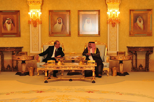 Libyan Prime Minister's Official Visit to the UAE