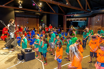 Vacation Bible School (VBS) 2012