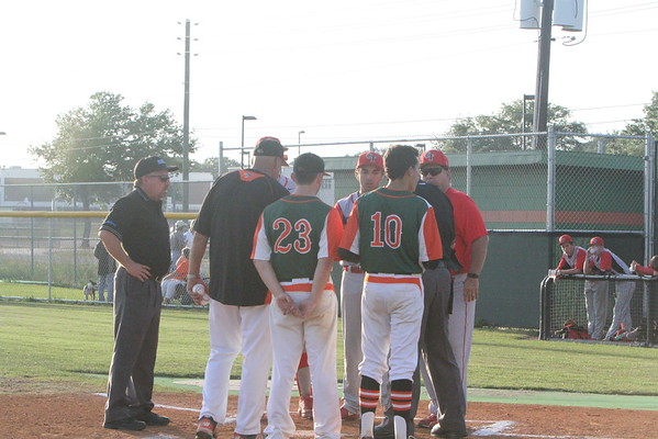 Seminole vs Clearwater 4-10-2015 Baseball