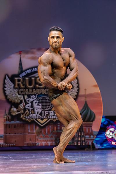 1st Place 50 Vahid RanaYeraof