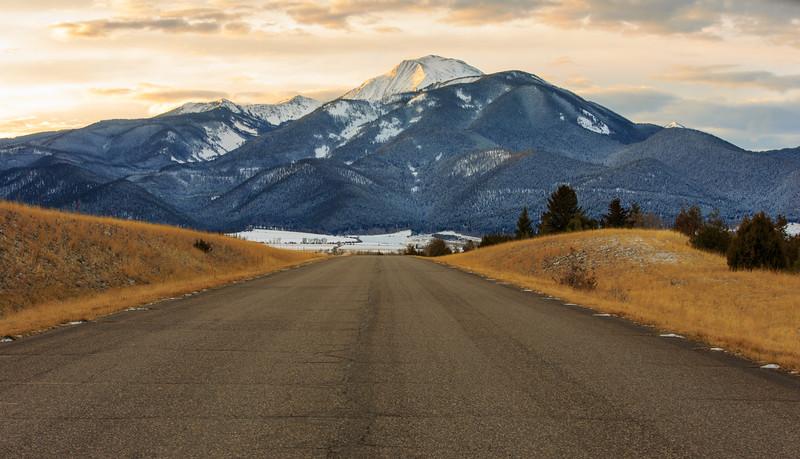 Giant Mountain Peaks.