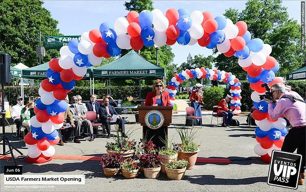 USDA Farmers Market Opening | Fri, Jun 06