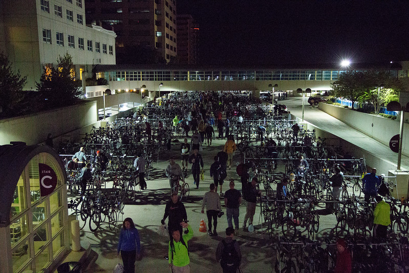 6. bike parking race morning.jpg