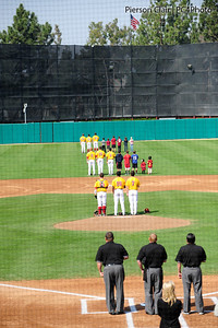 USC Baseball v Akron 2012