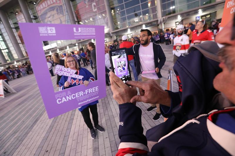 Hockey Fights Cancer 2019