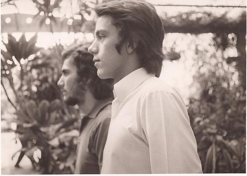 Mane' Mendes e Rui Paulo Fernandes