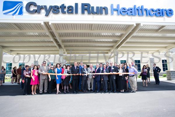 Crystal Run Health Care Ribbon Cutting