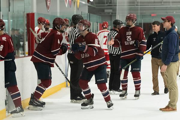 2019 Christmas Hockey Classic: Avon vs. St. Paul's