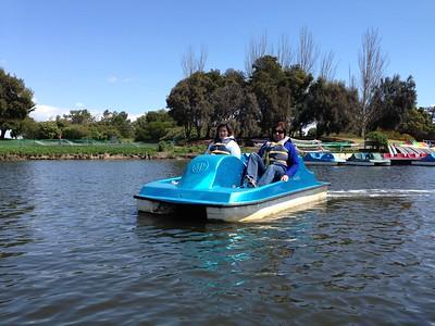 2015 (04/08) Shoreline lake - DDMI team outing