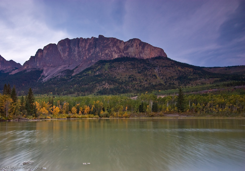 Mount Yamnuska, Bow Valley, Alberta
