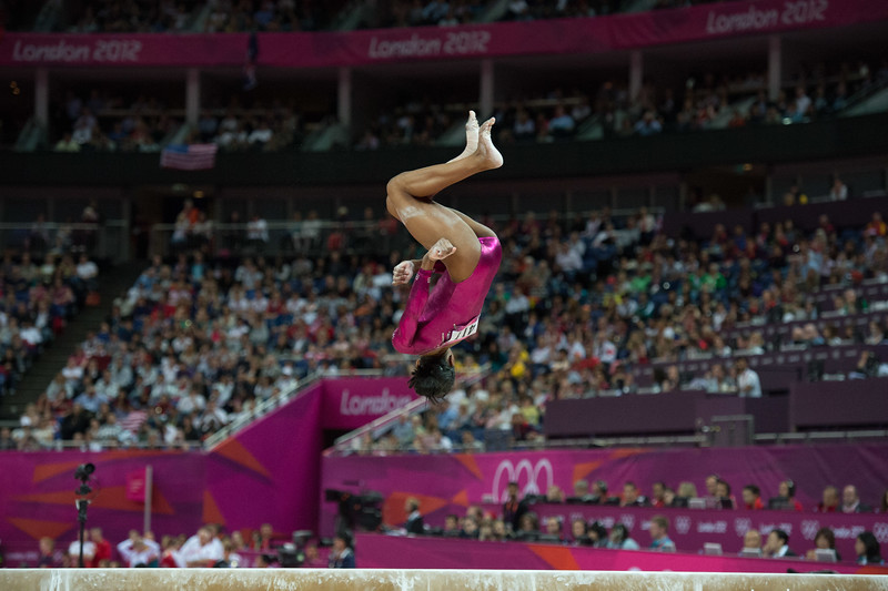 __02.08.2012_London Olympics_Photographer: Christian Valtanen_London_Olympics__02.08.2012__ND43805_final, gymnastics, women_Photo-ChristianValtanen