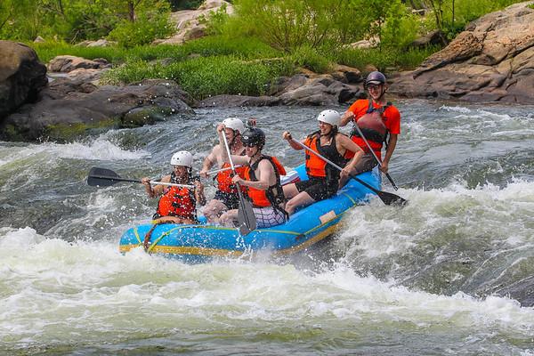 River City Adventures 7-12-14 Morning Trip