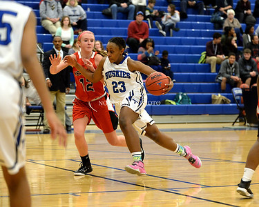 Girls Basketball: Heritage vs. Tuscarora 12.8.14