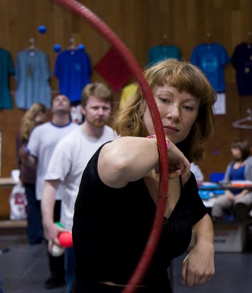 Open Juggling