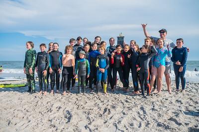 Skudin Surf Team Vs. Long Beach Catholic School Surf Club 6-9-21