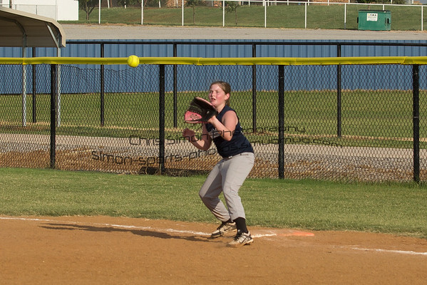 KMS VS PIONEER SOFTBALL