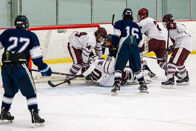 HHS BOYS HOCKEY VS ST THOMAS