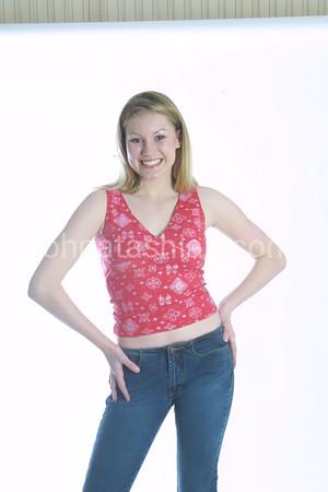Eblens - Clothing Advertsing Photos - February 13, 2002