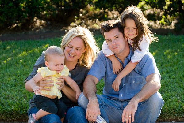 Price Family Portraits <br> League City, TX