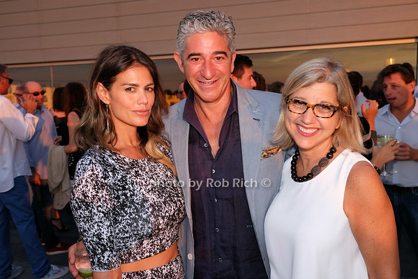 Jennifer Mikitan, Brad Gerla, Louise Banon photo by Rob Rich/SocietyAllure.com © 2014 robwayne1@aol.com 516-676-3939