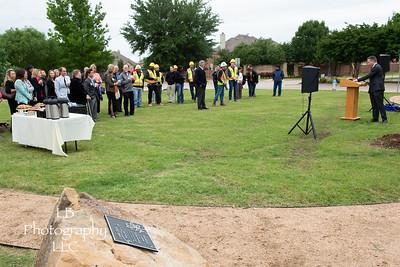 Cobb Hill Garden Dedication