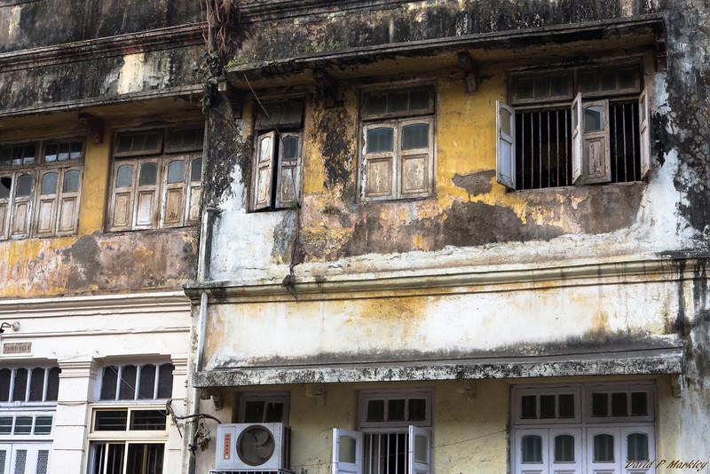 Aging Building
