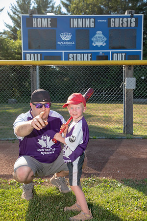 Tball Duff Storage Systems
