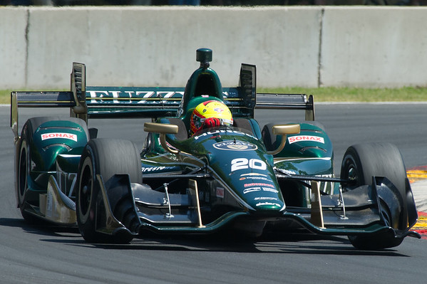 Ed  Carpenter Racing Road America 2016