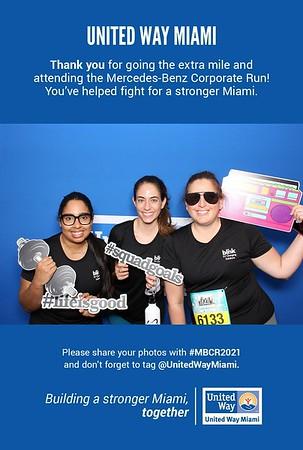United Way Miami Corporate Run 2021