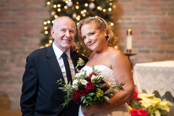 Klinge-Steinberg Wedding
