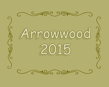 Arrowwood Rodeo 2015