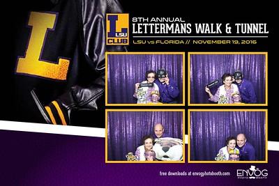 LClub Walk & Tunnel 11/19/16