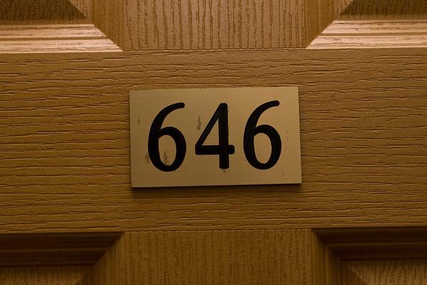 Apartment 646