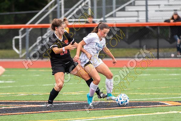 Franklin-Oliver Ames Girls Soccer - 09-17-21