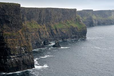 CLIFFS OF IRELAND'S COAST