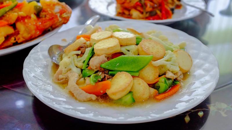 Indonesian Lunch II