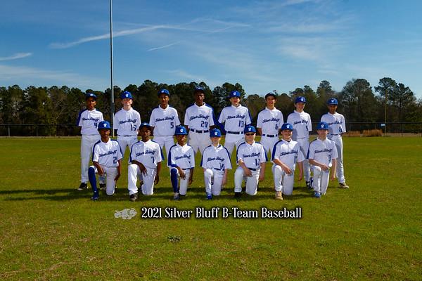 2021 B-Team Baseball