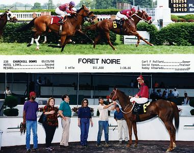 FORET NOIRE - 5/25/1998