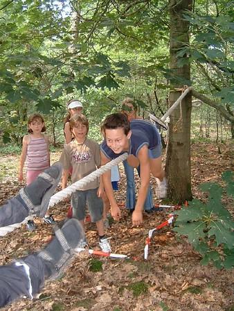 Pupillen Kamp 2004