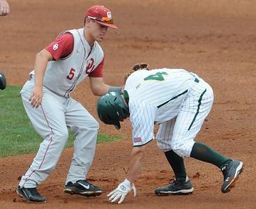 2012 Big 12 Baseball Tourney OU vs Baylor 2