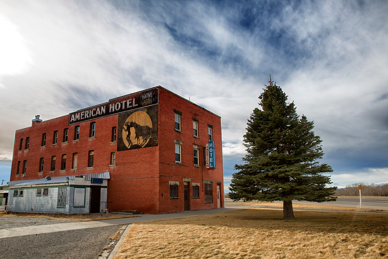 American Hotel, Fort Macleod