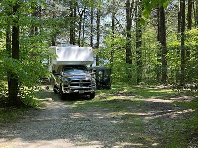 2021 Tolland State Forest Campground