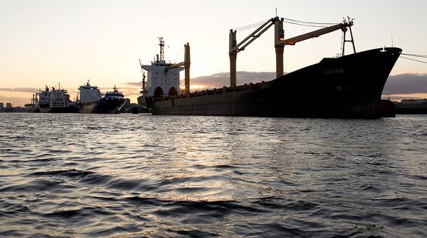 2009 06 16 Bilder aus dem Hamburger Hafen