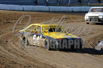Coos Bay Speedway - June 27, 2009