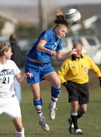 Colorado Girls HS Soccer Spring 2008