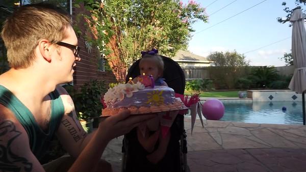 Kyler's First Birthday