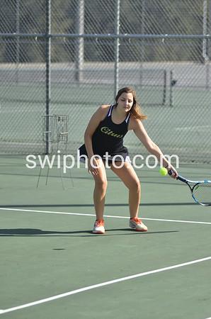 18-02-22 Girls Tennis vs. CRHS