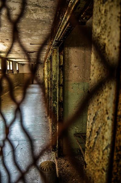 Eastern State Penitentiary Philadephia PA taken in 2013