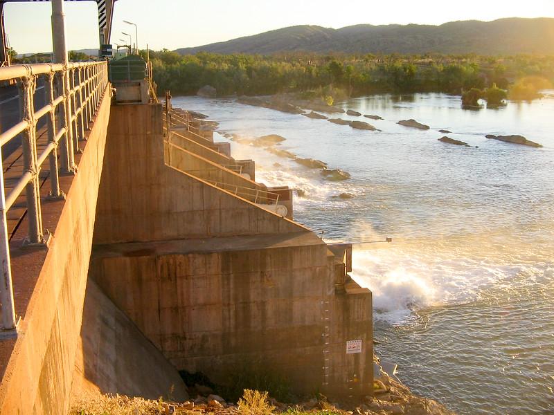 The Diversion Dam